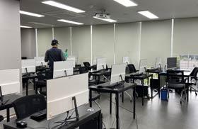 [인천캠퍼스] 기관 시설 소독 방역 현장