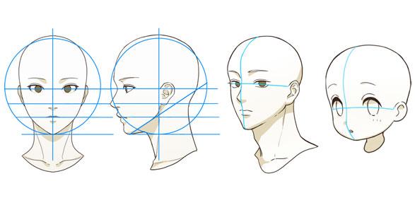 단계별로 시작하는  캐릭터 디자인 - 기초 수업